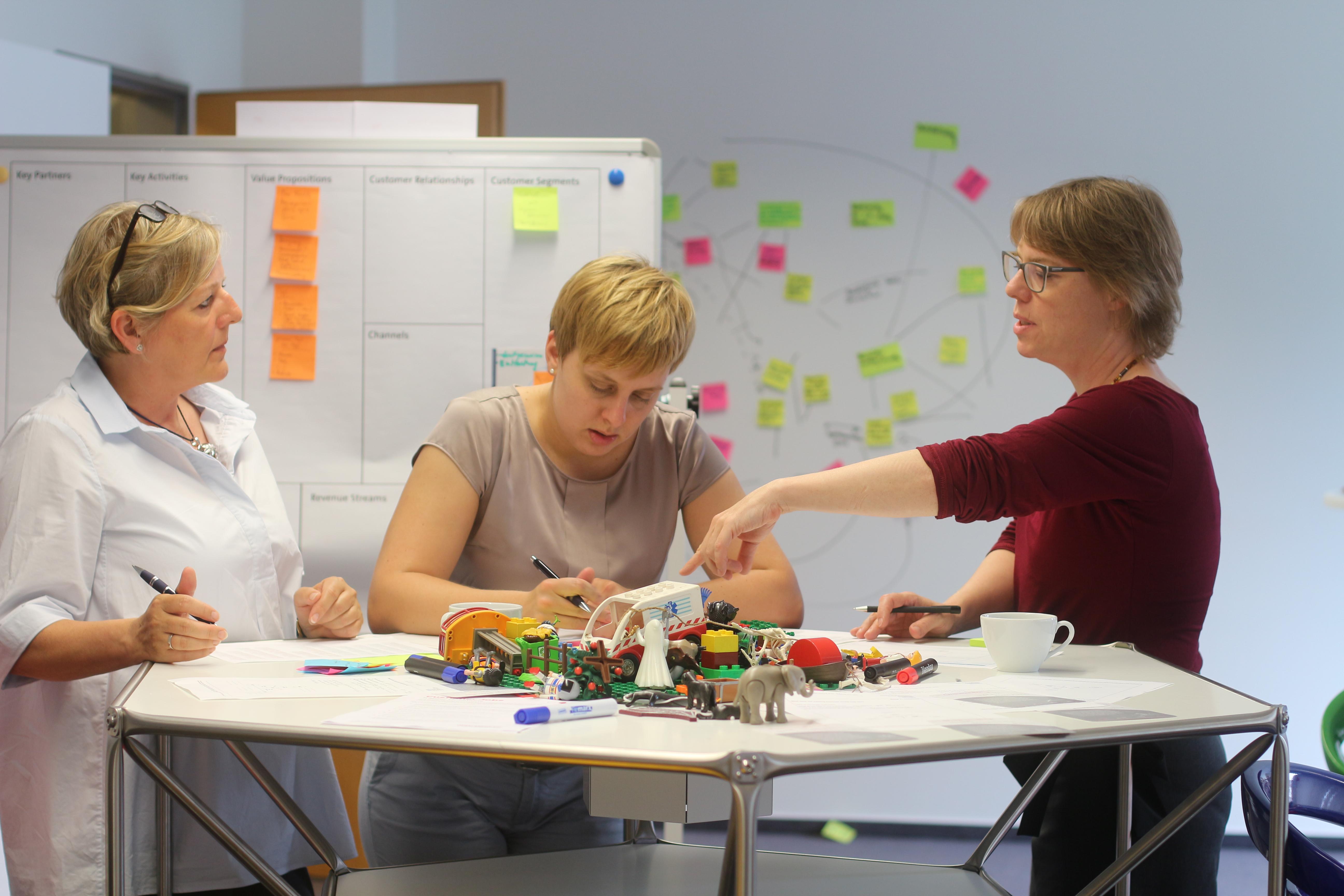 Mit innovation zum neuen gesch ftsmodell nit northern for Weiterbildung design